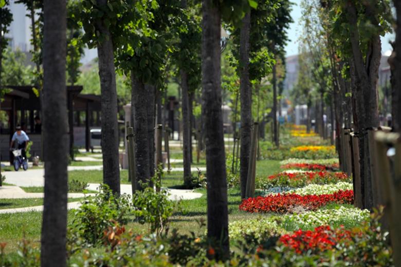 Gaziler Parkı
