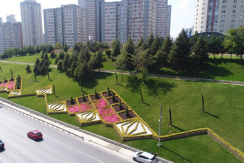 İstanbul Geneli Parkları, Mezarlıkları, Koruları, Yolları ve Havuzların Bakım ve Onarım İşi Kapsamında Anadolu 8. Bölge Parkları ve Yeşil Alanların Bakım ve Onarımı